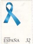 Stamps Spain -  Lazo Azul (18)