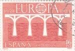 Sellos de Europa - España -  Europa CEPT-  (18)
