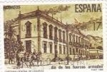 Stamps Spain -  Día de las Fuerzas Armadas (18)