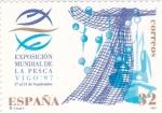Sellos de Europa - España -  Exposición Mundial de la Pesca (18)