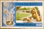 Sellos del Mundo : America : Venezuela : Intercambio 0,25 usd 5 cents. 1974