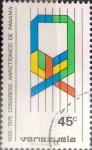 Sellos del Mundo : America : Venezuela : Intercambio 0,20 usd 45 cents. 1976