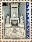 Sellos del Mundo : America : Venezuela :  30 cents. 1976