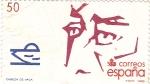 Stamps Spain -  Cabeza de Vaca (18)