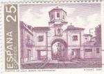 Sellos de Europa - España -  Puerta de Loja Santa Fe (Granada) (18)
