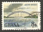Stamps : Africa : Ghana :  Puente Adomi