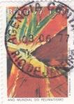 Stamps Brazil -  Año mundial del reumatismo
