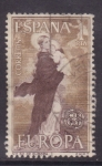 Stamps Spain -  Europa