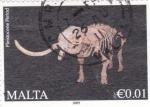 Stamps Malta -  Periodo Pleistoceno