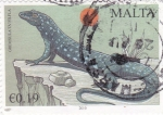 Stamps Malta -  Gremxulata