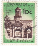 Stamps : Africa : South_Africa :  Iglesia
