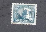 Sellos de Asia - Vietnam -  Junco