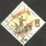 Stamps Spain -   2043 - 50 anivº de la Legión
