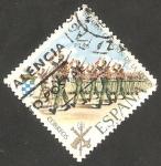 Sellos de Europa - España -  2044 - 50 anivº de la Legión