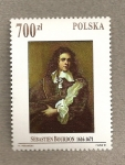 Stamps Poland -  Sebastien Bourdon