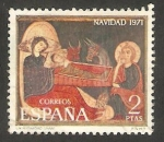 Sellos de Europa - España -  2061 - Navidad
