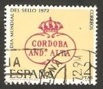 Sellos de Europa - España -   2092 - Día mundial del sello