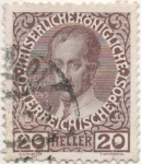 Stamps Austria -  Y & T Nº 108