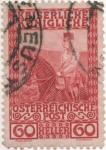 Sellos de Europa - Austria -  Y & T Nº 113