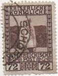 Stamps Austria -  Y & T Nº 118
