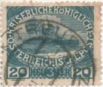 Sellos de Europa - Austria -  Y & T Nº 141