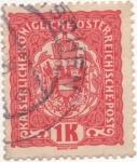 Stamps Austria -  Y & T Nº 157