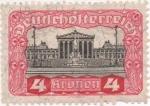 Stamps Austria -  Y & T Nº 217