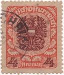 Sellos de Europa - Austria -  Y & T Nº 248