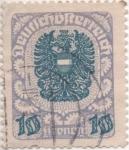 Stamps Austria -  Y & T Nº 251