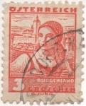 Sellos de Europa - Austria -  Y & T Nº 442