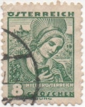 Sellos de Europa - Austria -  Y & T Nº 446