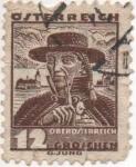 Stamps Austria -  Y & T Nº 447