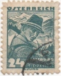 Sellos de Europa - Austria -  Y & T Nº 449