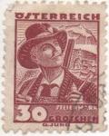 Sellos de Europa - Austria -  Y & T Nº 451