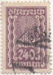 Sellos de Europa - Austria -  Y & T Nº 277