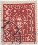Sellos de Europa - Austria -  Y & T Nº 284