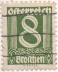 Stamps Austria -  Y & T Nº 337