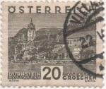 Stamps Austria -  Y & T Nº 382
