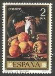 Stamps Spain -  2361 - Bodegón de Luis Eugenio Menéndez