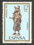 Sellos de Europa - España -  2369 - Navidad