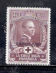Stamps Morocco -  Rey Alfonso XIII