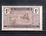 Sellos de Africa - Mauritania -  Boyeros