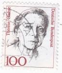 Sellos del Mundo : Europa : Alemania : Therese Giehse
