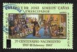Sellos del Mundo : America : El_Salvador : 2do Centenario Nacimiento Presbo. y Dr. José Simeon Cañas, Emancipador