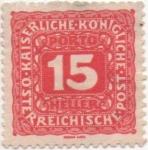 Stamps Austria -  Y & T Nº 51_1 - Taxe
