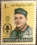 Stamps : Asia : Afghanistan :  Intercambio nfxb 0,80 usd 1 poul 1962