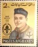 Stamps : Asia : Afghanistan :  Intercambio nfxb 0,80 usd 2 poul 1962