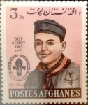 Stamps : Asia : Afghanistan :  Intercambio nfxb 1,00 usd 3 poul 1962