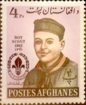 Stamps : Asia : Afghanistan :  Intercambio nfxb 1,00 usd 4 poul 1962