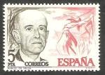 Sellos del Mundo : Europa : España :  2380 - Centº del nacimiento de Manuel de Falla